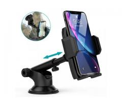 Car Phone Holder Universal Windshield Dashboard CellPhone Cars Holder Mount