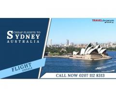 Cheap flights from London to Sydney | Traveldecorum