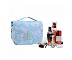 Hanging Travel Toiletry Bag Cute Makeup Bag Portable Cosmetic Pouch Waterproof