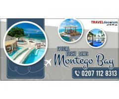 Online direct flights to Montego Bay from UK, visit Traveldecorum