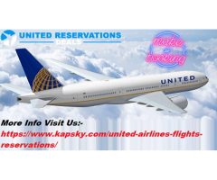 United Airlines Reservations | United Flights