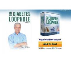 The Diabetes Loophole(Brand New)