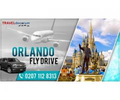 Fly drive to Orlando 2019 has never been such fun and cheaper!