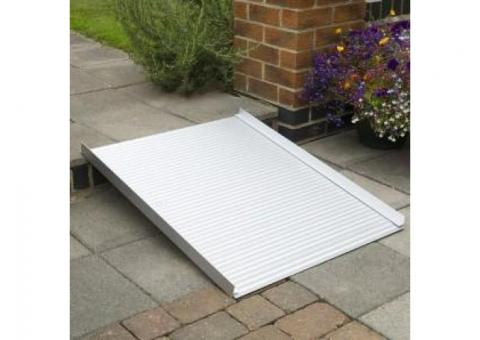 Mobility Care Roll-Up Portable Ramp