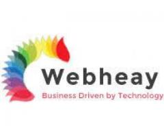 Webheay.co.uk/mobile app and web design company UK.