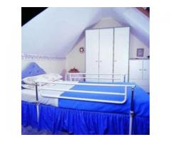 Castle Adjustable Cot Side