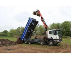 High Quality Grab hire Services in Richmond