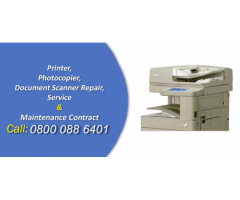 Photocopier and printer repairs and maintenance services in Manchester
