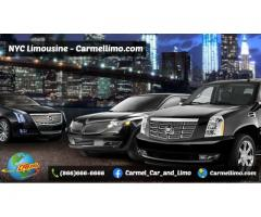Luxurious New York Airport Limousine @ Best Price Carmellimo