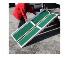 Fibreglass Split Ramp