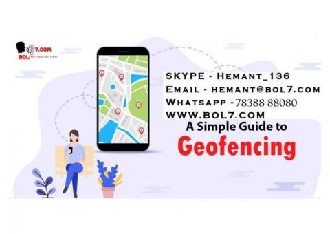 Geofencing Software Open Source By BOL7