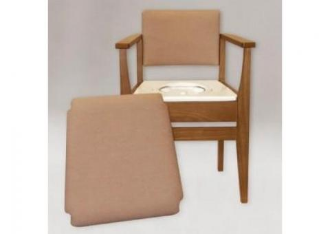 Deluxe Commode - Oatmeal