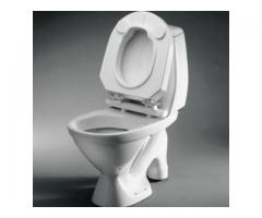 Etac Hi-Loo Fixed Raised Toilet Seat