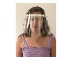 Protect Yourself with Face Shield Headbands