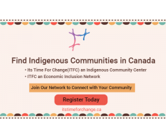 Find Indigenous Communities in Canada | ITFC