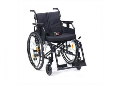 Super Deluxe 2 Self Propelled Wheelchair