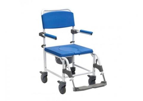 Adaptable Shower Commode Chair - Essential Aids UK