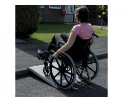 Aluminium Wheelchair Ramps For Sale - Essential Aids UK