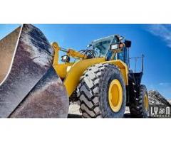 Leading heavy equipment trader