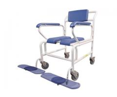 XXL Shower Commode Chair