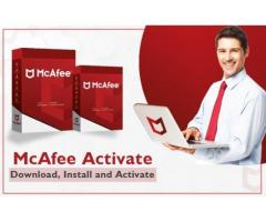 mcafee.com/activate - Step for Download, Install & Activate Mcafee
