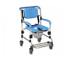Wheeled Shower Chairs