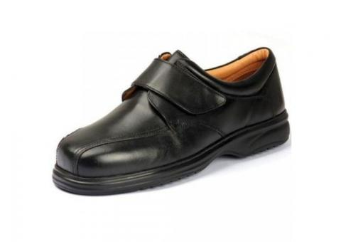 Tony Mens Ultra Wide Shoe for foot comfort