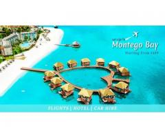 Cheap Flights Tickets to Montego Bay, Jamaica from UK - 0207 112 8313