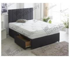 From Single to Super King Size Beds UK with Free Delivery | Beds2Buy