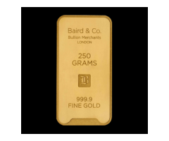 Bullion Gold Bar
