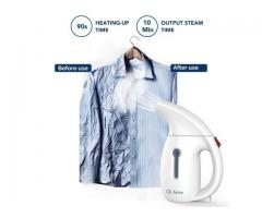 Handheld Clothes Steamer 180ML Portable Garment Steamer for Home and Travel