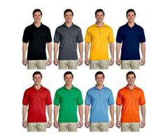 Wholesale Golf Shirts Available at the Discount Price