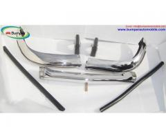 ​BMW 2800 CS bumper (1968-1975) in stainless steel